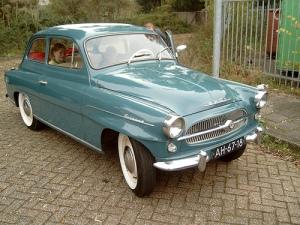 1960 Skoda