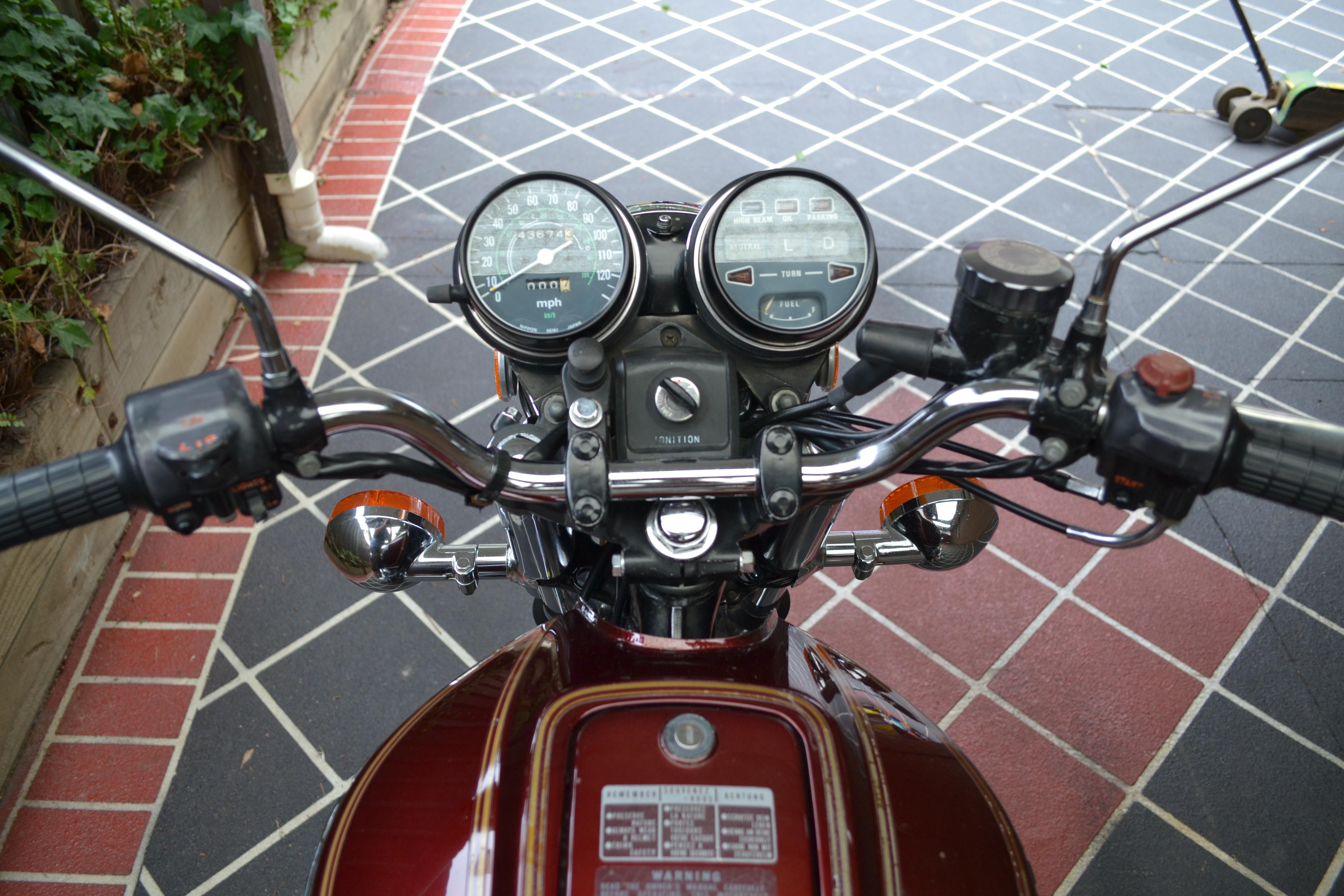 Best motorcycle handlebars - Dsc_0281