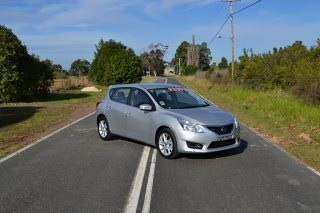 2013 Nissan Pulsar ST-S review