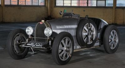 Inspiration for the young carhead - Bugatti
